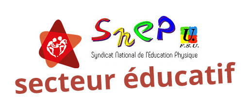 Logo du SNEP FSU - Sceteur