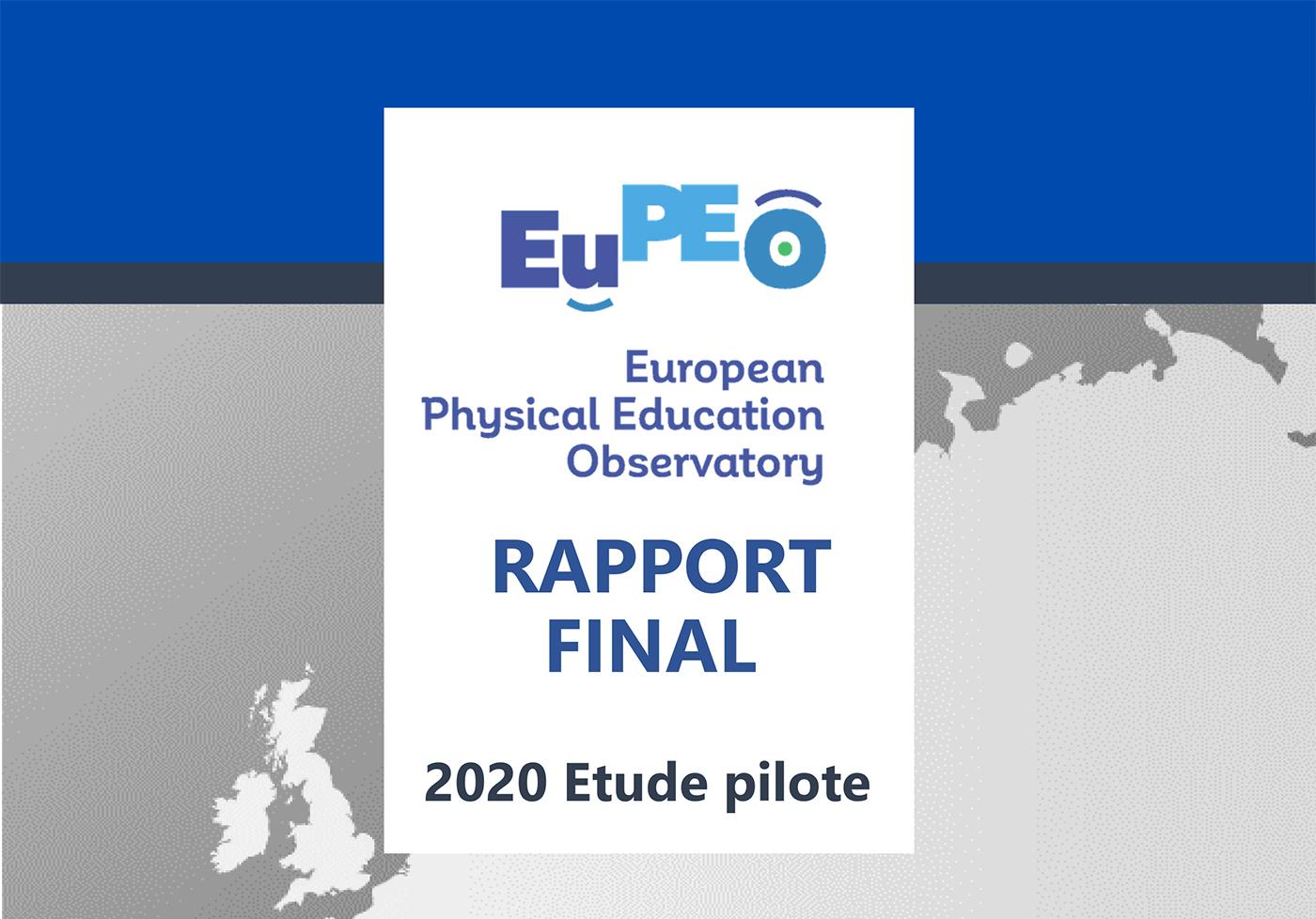 snep educatif international rapport eupeo